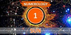 """ Numerology Number 1 "" by Rahul Kaushal Numerologist  --------------------------------------------------------- Numerology Number 1 : The natives born on 1st , 10th , 19th& 28th of a month are aoverned by this number our the lord of which is 'sun' which is a symbol of energy and enthusiasm , originality and activity, Brave and Brilliant . The natives of the number have their liking in all the subjects and like the beautifulness in every thing…"