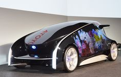 #industrialdesign #cars #toyota #future