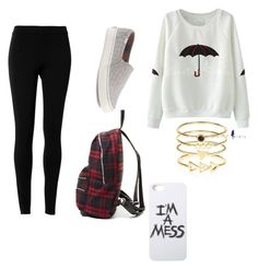 """Untitled #24"" by elisegr20 on Polyvore featuring Max Studio, Keds, Steve Madden, Accessorize and LAUREN MOSHI"