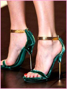 2014 Topuklu Ayakkabı Modelleri