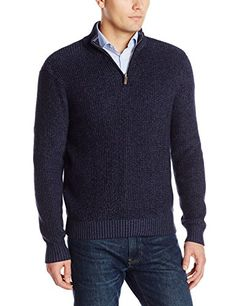 Dockers Men's Shaker Stitch Quarter-Zip Sweater Reviews           $ 65.00 Pullover Sweaters Product Features Shaker-stitched ribbed sweater featuring quarter-zipper closure and ribbed trim Pullover Sweaters Product Description Shaker-stitched ribbed sweater  http://www.freesweaters.com/dockers-mens-shaker-stitch-quarter-zip-sweater-reviews/