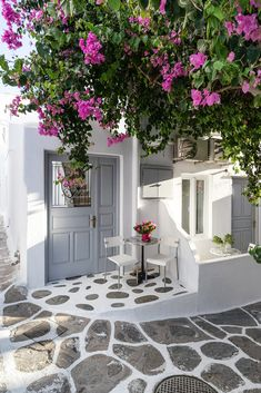 Lovely corner, Mykonos, Greece