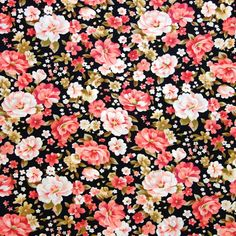 Imagen de colors, flowers, and pattern