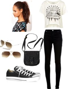 """""""Black is Beautiful"""" by signandsymptom on Polyvore"""