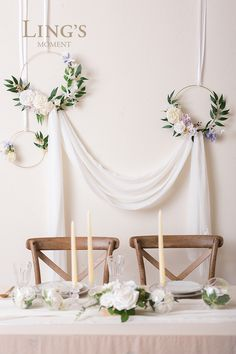 This is a large arrangement piece design for your wedding ceremony backdrop,wedding aisle archway decoration,sweetheart table flower decor,bride's and groom's chair back decor.