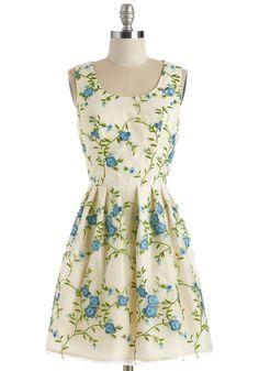 The Theory of Elegance Dress | Mod Retro Vintage Dresses | ModCloth.com