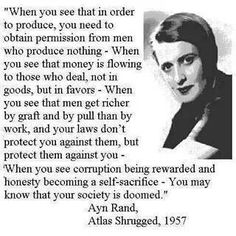 I love #AtlasShrugged, I have read this book 3x and it gets better every time..  just like #TheFountainhead