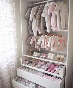 So cute! From Pax from IKEA. So cute! From Pax from IKEA. The post So cute! From Pax from IKEA. appeared first on Kinderzimmer ideen. Baby Zimmer, Baby Room Decor, Room Baby, Baby Rooms, Room For Baby Girl, Baby Room Ideas For Girls, Baby Nursery Ideas For Girl, Baby Ideas, Nursery Room Ideas