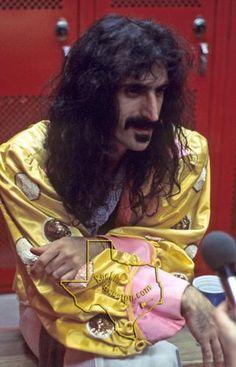 Frank Zappa - Oct 1975 at Hofheinz Pavilion - Rockin Houston Frank Vincent, Jazz, Frank Zappa, Rock Music, Music Music, Music Stuff, Jim Morrison, Eric Clapton, Jimi Hendrix
