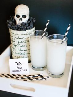 THE TEN: Our Favourite Halloween Cocktails