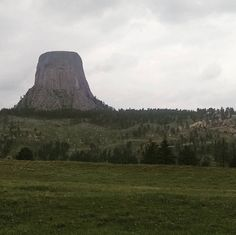 Devils Tower Nationa