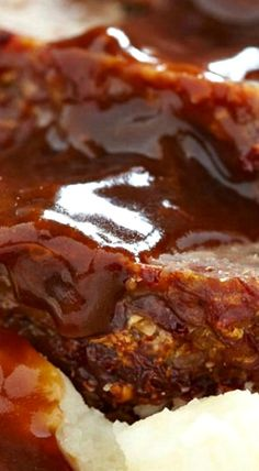 Paula Deen's Meatloaf ❊