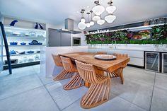 Cozinha, por Arytana Stefenoni e Ticiana Stefenoni.