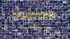 Top Ferramentas de Redes Sociais com Bónus