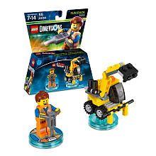 LEGO Dimensions Fun Pack Emmet (The LEGO Movie)