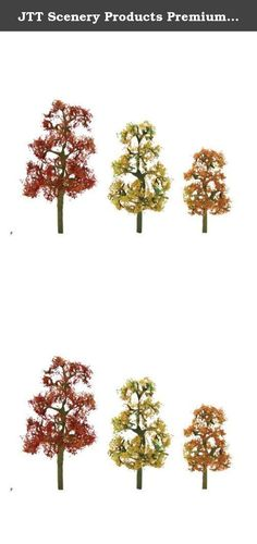 JTT Scenery Products Premium Series: Autumn Sycamore 2-3 '[parallel import goods]. It's shipped off from Japan.