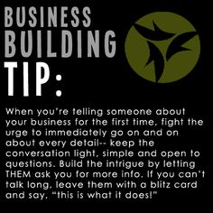Always pretend you're pitching your business to an old friend.. it will make you more relaxed and more personal!