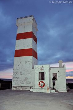 I used to go there frequently while growing up - Garðskagaviti