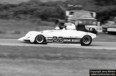 Graham McRae - McRae GM9 Chevrolet - Burt & Hal's Skoal Bandit - 1981 SCCA Budweiser Can-Am Challenge - © Jerry Winker
