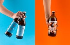 Hedon Craft Beer Identity - 2nd Round on Packaging of the World - Creative Package Design Gallery