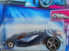 HOT WHEELS 2004 FIRST EDITIONS HARDNOZE GRANDY LUSION  FREE SHIPPING!!