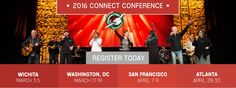 "Are YOU a Year-Round volunteer with Operation Christmas Child? Have you signed up to attend a ""Connect Conference"" for 2016?   There are 4 different locations and dates: Wichita, KS – March 3-5 Washington, DC – March 17-19 [...]"