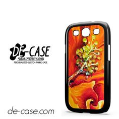 Flower Painting DEAL-4302 Samsung Phonecase Cover For Samsung Galaxy S3 / S3 Mini
