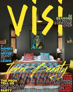 VISI / Articles / Where to find VISI magazine