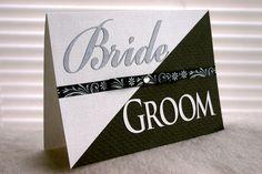 Wedding card. $4.50, via Etsy.