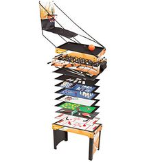 Multi game table on pinterest multi game table triumph sports and