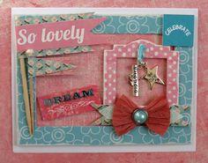A #handmade #greetingCard #gift  Follow Your Dreams