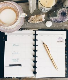 My new, glamorous planner, how I use it + why you need one too — The Decorista