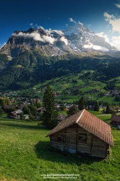 Grindelwald_Switzerland by Juan Pablo de Miguel on 500px