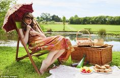 Heaven in a hamper: This year's picnic trends range from tiny food to British classics with a decadent touch