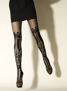 Gothic Tights, $60 | 39 Pairs Of Statement Tights Just In Time For Fall