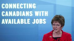 BE AFRAID, CANADA.  Diane Finley's department, Human Resources and Skills Development Canada, is one of the departments that is expected to issue notices to employees on Wednesday that their jobs could be lost. (Adrian Wyld/Canadian Press)