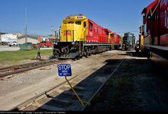AOK 4098   Description:  Parked at the AOK Wilburton Yard.   Photo Date:  9/30/2010  Location:  Wilburton, OK   Author:  Christopher Palmieri  Categories:  Roster,Yard  Locomotives:  AOK 4098(B23-S7)