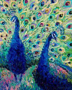 Iris Scott finger painting14