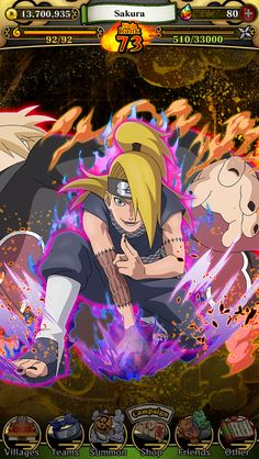 43 Best Naruto ninja blazing images in 2017 | Ninja, Ninja warrior