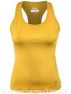 Fila Women's Core Racer Tank – Women Fashion Tennis Uniforms, Tennis Warehouse, Core, Tank Tops, Evergreen, Womens Fashion, Halter Tops, Women's Fashion, Woman Fashion