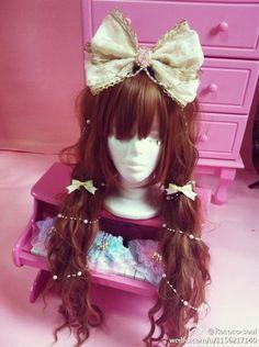 Sweet Lolita Bows