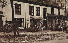 1915 - 1925 - Oirschot, Markt Hotel en bierbrouwerij De Zwaan