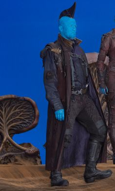 Michael Rooker Interview | Yondu's Role in Guardians of the Galaxy 2 #GotGVol2 - Raising Whasians