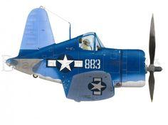 Corsair Boyington, Original art available Airplane Drawing, Airplane Art, Fighter Aircraft, Fighter Jets, Cartoon Plane, F4u Corsair, Military Drawings, Vintage Airplanes, Aircraft Design