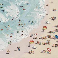 Sally West's Beach Studies | iGNANT.com