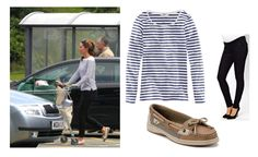 Get the Look: Kate Middleton's Laid-Back, Nautical Errand Outfit