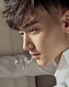 Braids For Short Hair, Short Hair Styles, Cute Boys Images, Song Joon Ki, Chines Drama, Dear Crush, Kpop, Chinese Boy, Chinese Actress