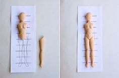 Modelar cuerpo humano_4_PIERNAS