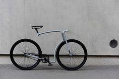 viks 'anniveloversary' steel tube fixed gear commuter bike by velonia bicycles - designboom | architecture