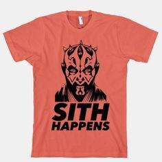 #starwars #sith #darthmaul #scifi #geek #nerd #funny